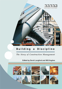 Building a Discipline - the ARCOM Book - cover