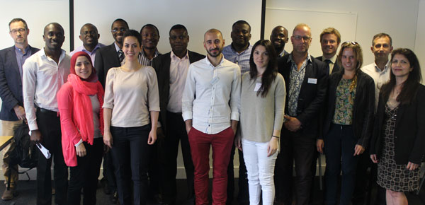 Participants of the Doctoral Workshop: Sustainable Urban Retrofit and Technologies held at London South Bank University, 2014